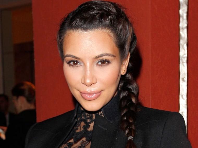 Kim Kardashian Reveals Baby Gender