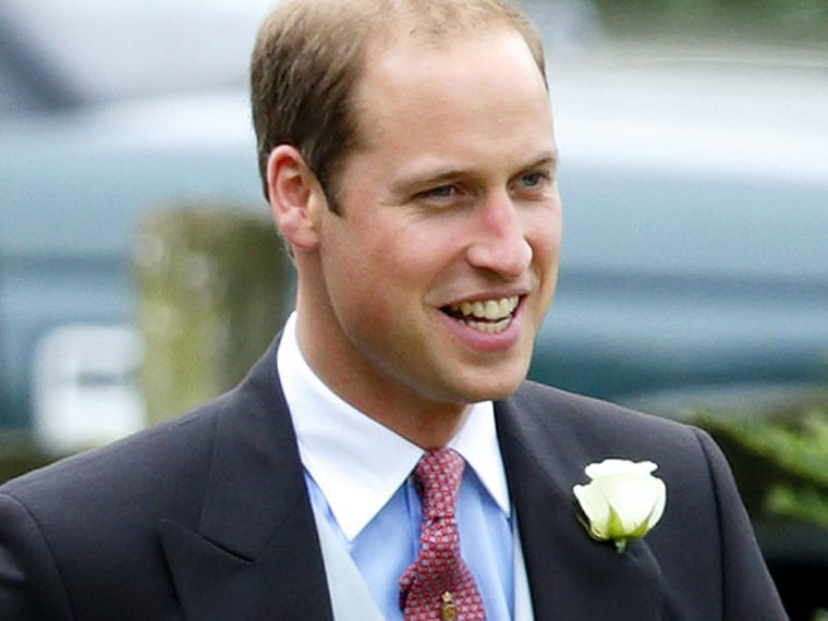 Prince William Used Commando Dad Book to Prep for Baby
