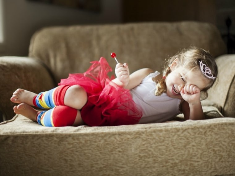 Getting Your Child Dressed Without Temper Tantrums