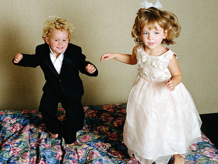 Prom for Preschoolers? Yes, Kids Are Doing This