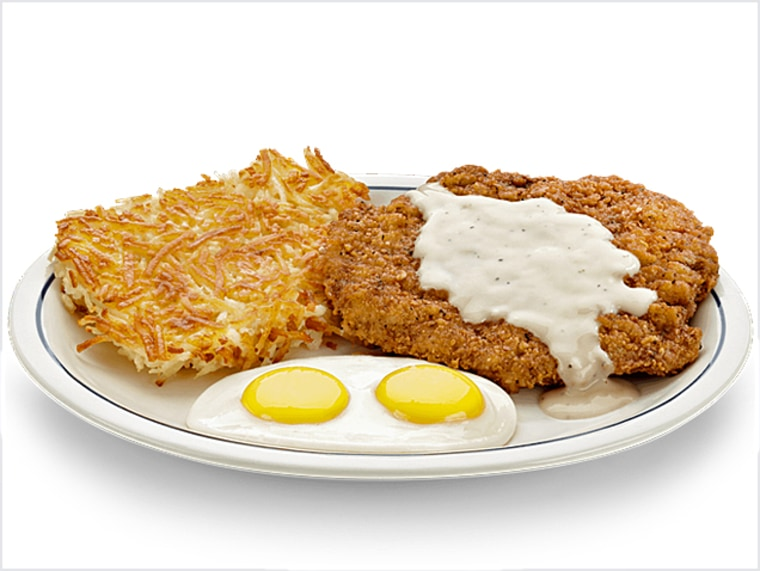 Unhealthiest Foods at Chain Restaurants