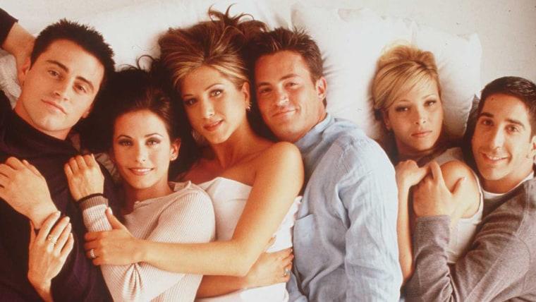 Image: Friends cast