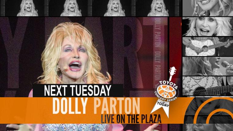 Alt image: Dolly Parton