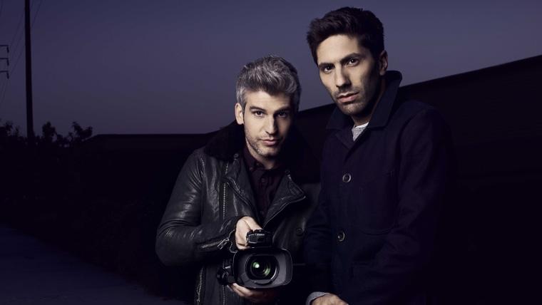 Image: Nev Schulman and Max Joseph