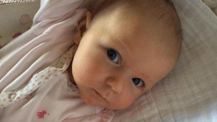 Image: John Krasinski baby
