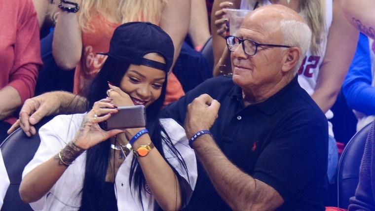 Image: Rihanna, Steve Soboroff