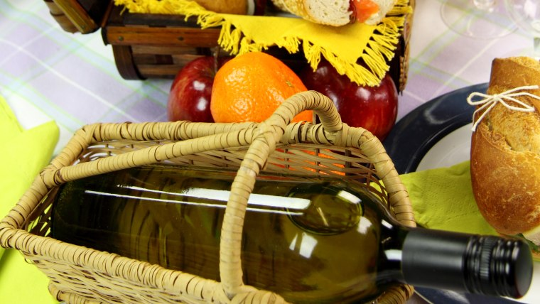 Get out! Picnic food ideas to make outdoor dining a breeze