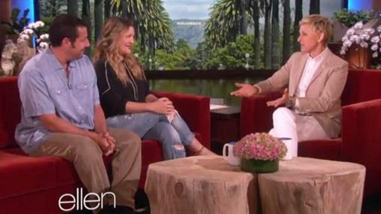 Image: Drew Barrymore, Ellen DeGeneres