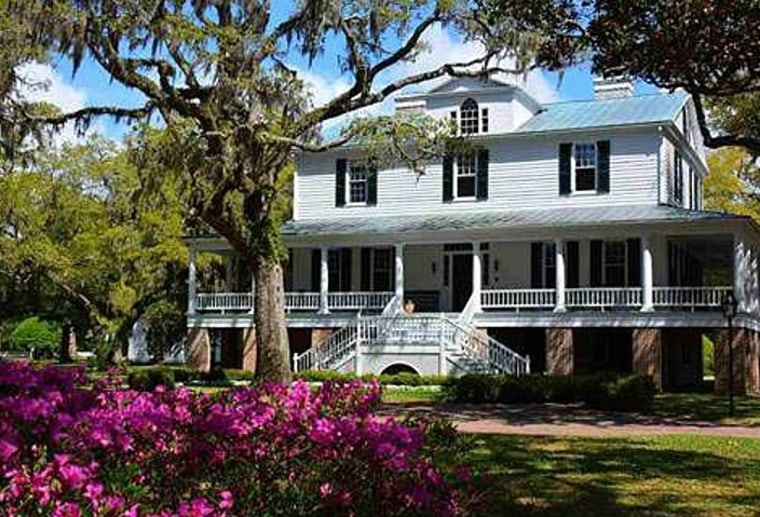 The Chicora Wood Plantation encompasses 1,000 acres and more than two centuries of American history.