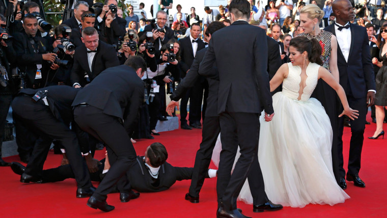 IMAGE: Incident at Cannes