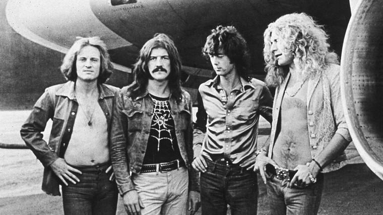Image: Led Zeppelin