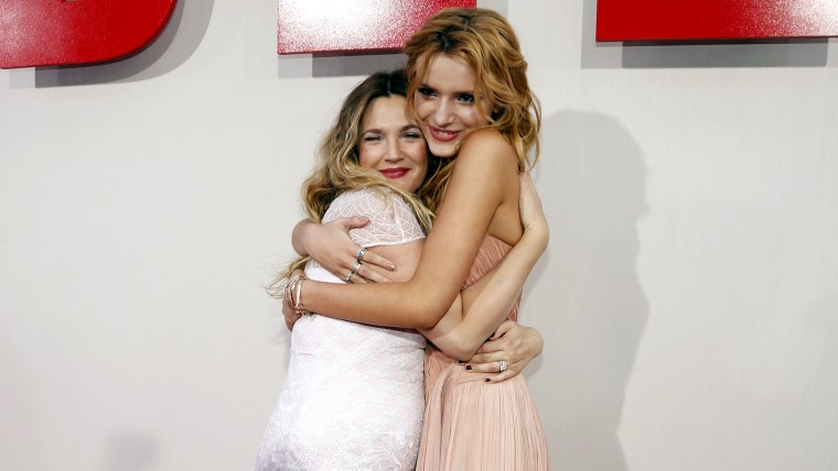 Image: Drew Barrymore and Bella Thorne