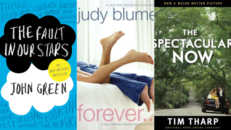 'The Fault in Our Stars,' 'Forever,' 'The Spectacular Now'