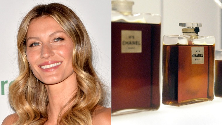 Supermodel Gisele Bundchen has been named the latest face of iconic fragrance Chanel No. 5.