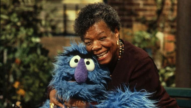 Image: Maya Angelou