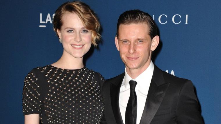 Image: Evan Rachel Wood and Jamie Bell