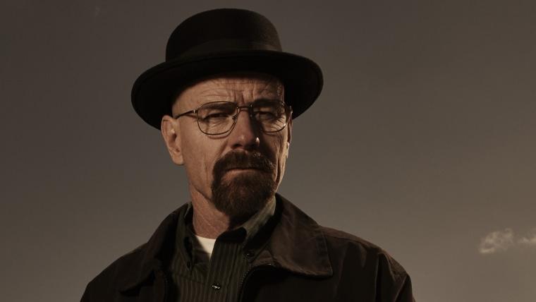 Image: Bryan Cranston as Walter White