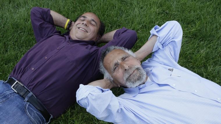 Ray Magliozzi, left, and Tom Magliozzi