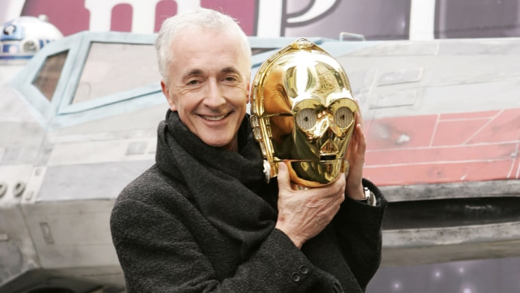 IMAGE: Anthony Daniels