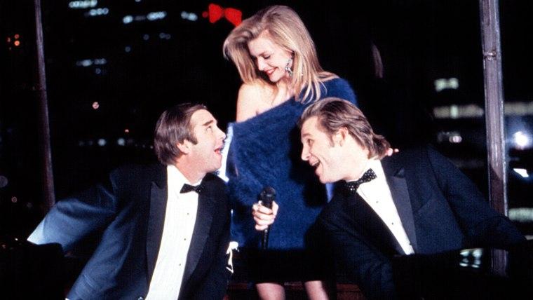 "Image: Beau Bridges, Michelle Pfeiffer and Jeff Bridges in 1989's ""The Fabulous Baker Boys."""