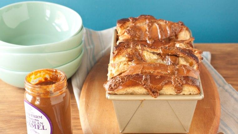 Make-ahead French Toast