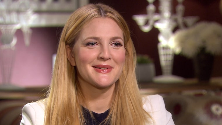 Drew Barrymore sits down with Savannah Guthrie