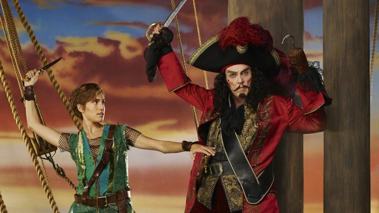 Image: Peter Pan Live