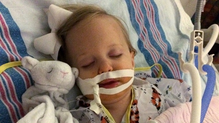 Cate Koziol was not yet 9 months old when she bit into a laundry pod and was hospitalized in the pediatric ICU last September.