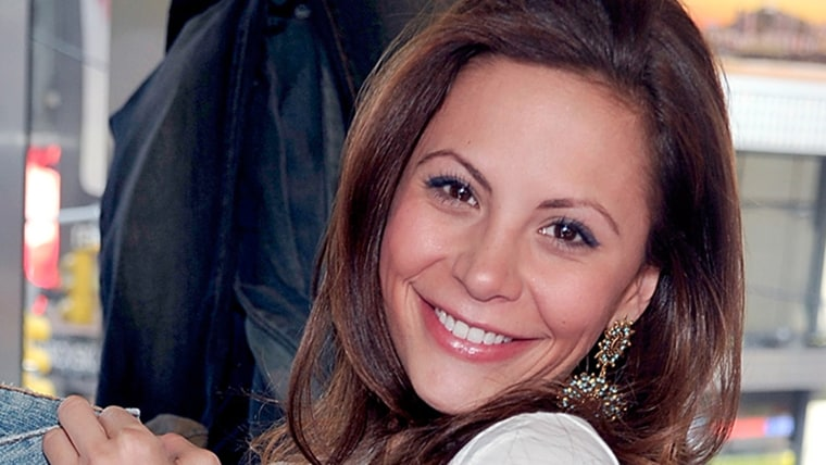 Gia Allemand attends DoSomething.org's 4th Annual Teens for Jeans event in 2011.