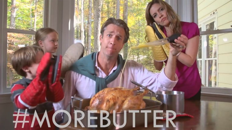 All About that Baste, by the Holderness family.