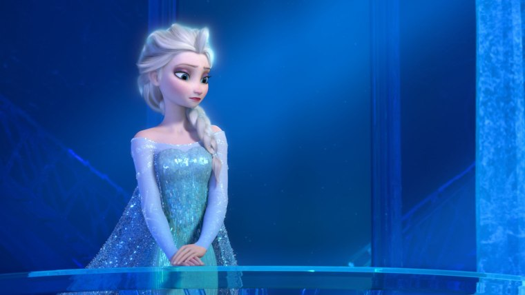 Do you want to take a look back? We're still 'Frozen' a year later