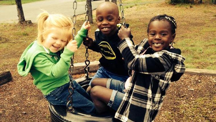 The VanOrden kids
