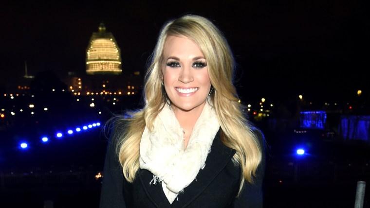 Image: Carrie Underwood