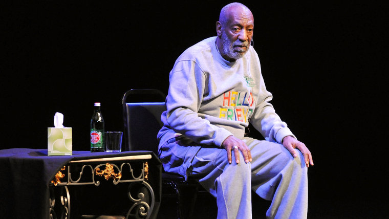 A former NBC Entertainment employee has come forward to claim he once regularly brought women to Bill Cosby's dressing room.