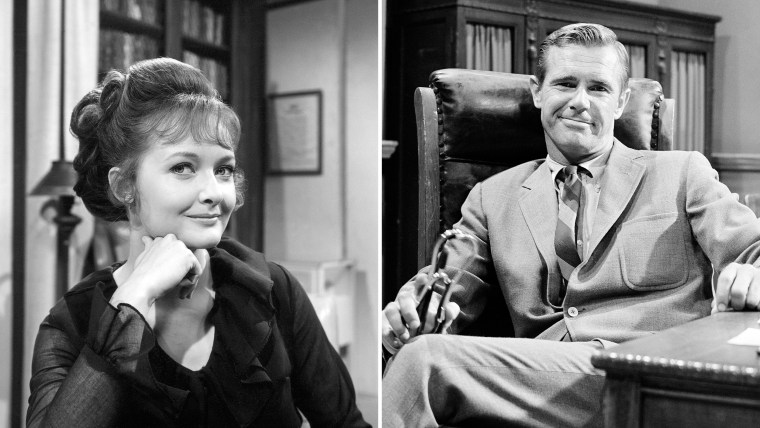 Family values are one thing, but a marriage between Marie Horton (Maree Cheatham) and Tommy Horton (John Lupton) would have been too close for comfort.