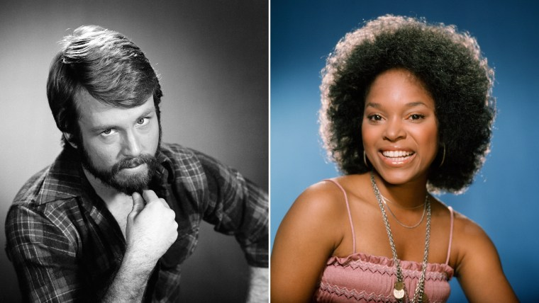 """It was a groundbreaking story when """"Days of Our Lives"""" paired David Banning (Richard Guthrie) with Valerie Grant (Tina Andrews), but it proved too much for some viewers."""