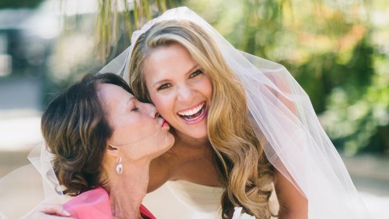 Cathryn Copeland her mom