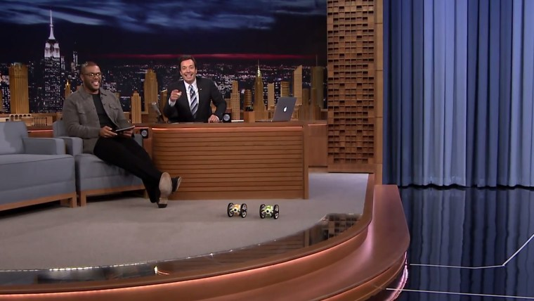 Image: Tyler Perry and Jimmy Fallon