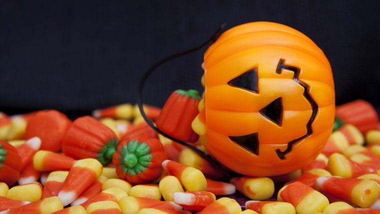 IMAGE: Halloween candy