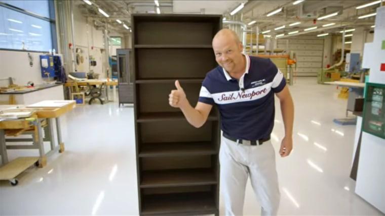 IKEA via YouTube