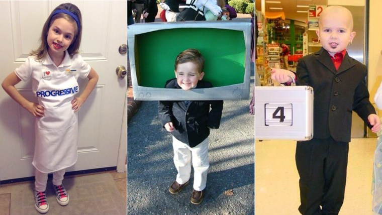 Awesome TV personality DIY costumes