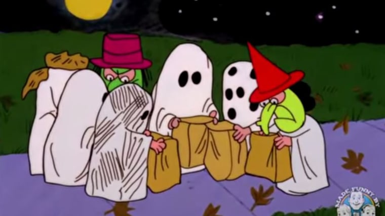 'It's the Great Pumpkin, Charlie Brown' With RiffTrax.