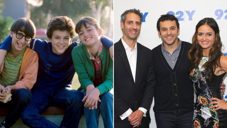 Wonder Years cast reunites