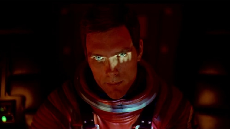 """2001: A Space Odyssey"" trailer"