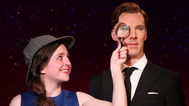 Image: Benedict Cumberbatch wax