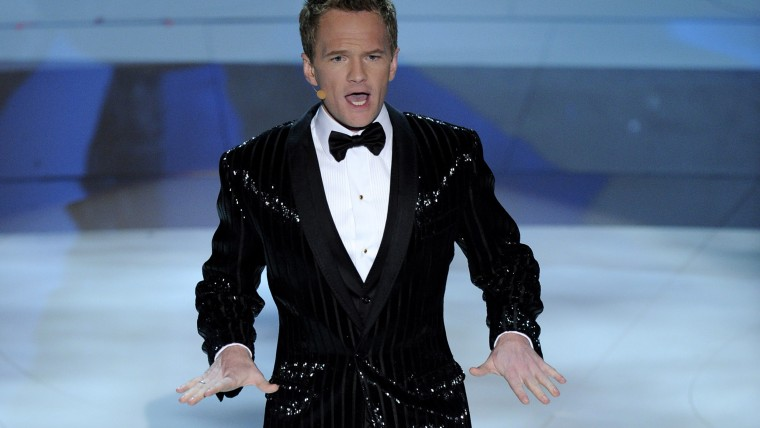 Neil Patrick Harris performs during the 82nd Academy Awards.