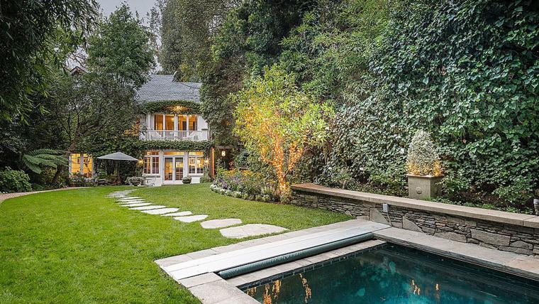 Jennifer Lawrence's home