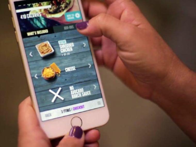 Taco Bell's new app