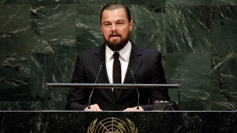 Image: Leonardo DiCaprio