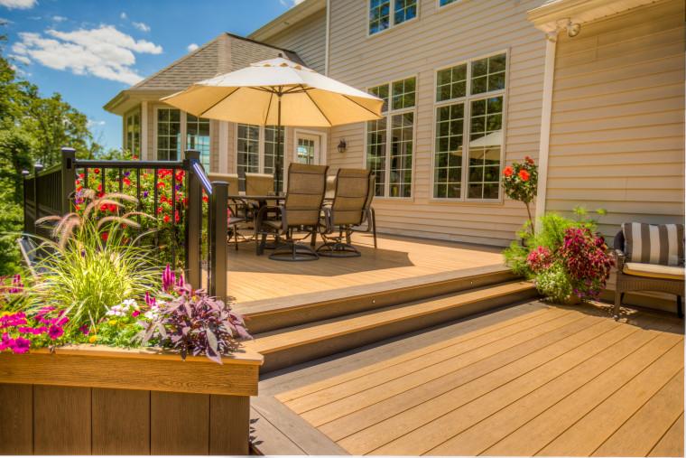 Stump's Quality Decks & Porches LLC